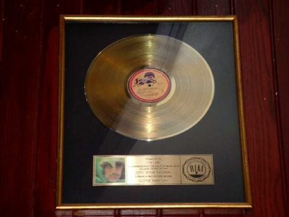 Hard Rock Cafe Barcelona 25 George Harrison.jpg