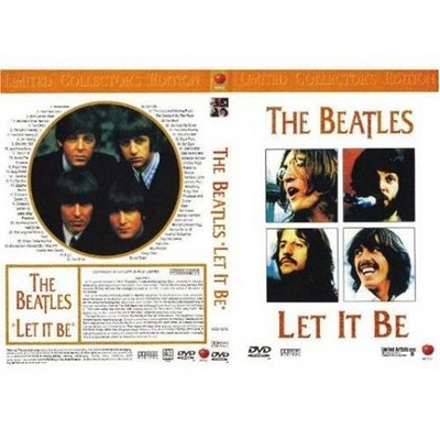 Beatles - Let It Be Cover DVD.jpg