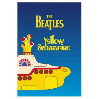 Beatles - Yellow Submarine DVD Front.jpg