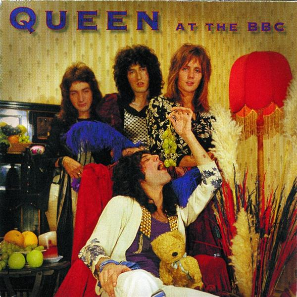 Queen - At The BBC.JPG