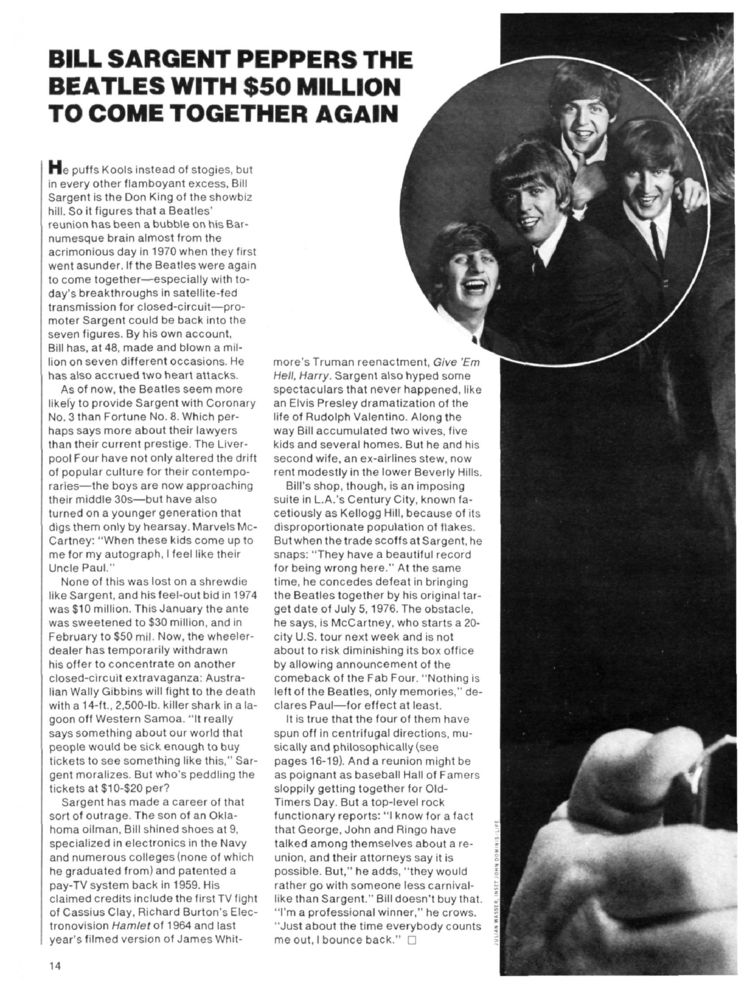 Beatles 03 Bill Sargent Ad p1.jpg