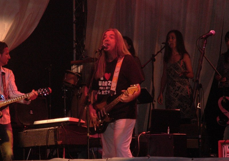 Sunrize with Ken Hensley, Sofia, PSArmia 24.06.2011 006 Small.jpg