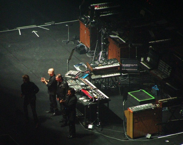 Jean Michel Jarre In Sofia Arena 135 Small.jpg