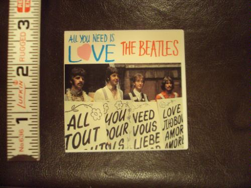 Beatles - All You Need Is Love Cover Front.jpg