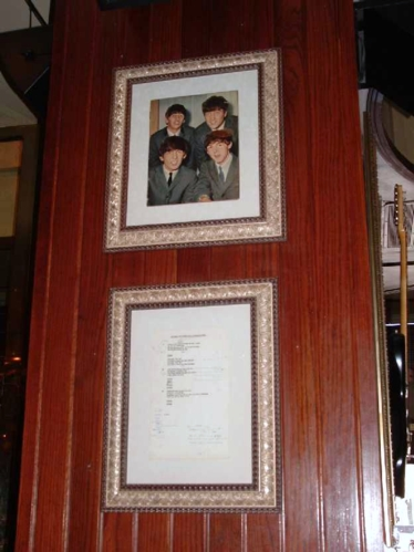 Hard Rock Cafe Barcelona 18 The Beatles.jpg