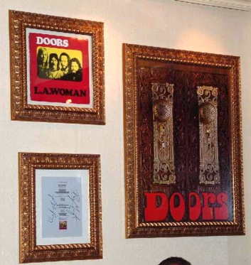 Hard Rock Cafe Barcelona 19 The Doors.jpg