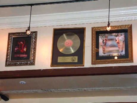 Hard Rock Cafe Barcelona 24 George Harrison.jpg